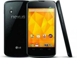 Google Nexus 4'ü yeniliyor