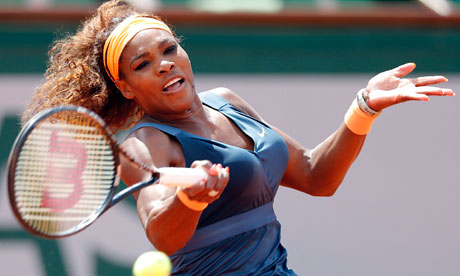 Serena Williams şampiyon