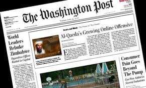 Amazon.com, The Washington Postu satın aldı