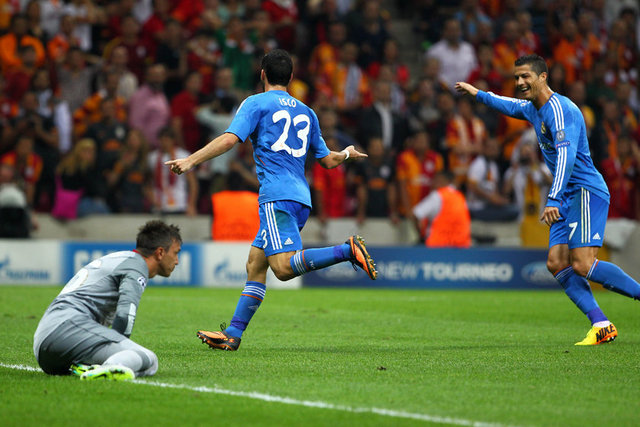 Galatasaray: 1 - Real Madrid: 6 - İZLE