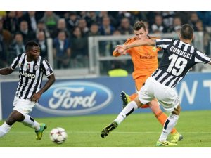 Juventus: 2 - Real Madrid: 2 - İZLE