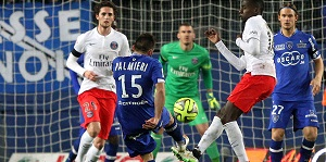 Bastia: 4 - Paris Saint Germain: 2