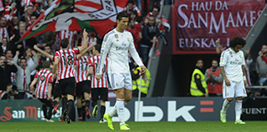 Athletic Bilbao: 1 - Real Madrid: 0