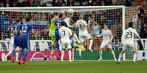 Real Madrid: 3 - Schalke 04: 4