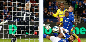 Leicester City: 1 - Chelsea: 3