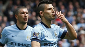 Manchester City: 6 - Queens Park Rangers: 0