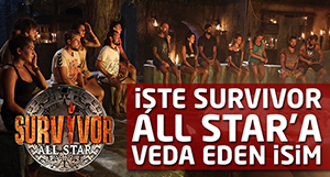 Survivor All Star'da kim elendi!