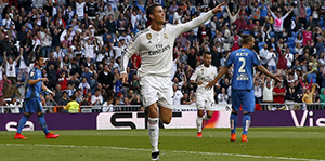 Real Madrid: 7 - Getafe: 3