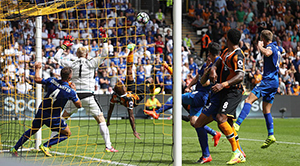 Hull City: 2 - Leicester City: 1