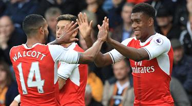 Hull City: 1 - Arsenal: 4