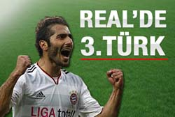 Hamit Altıntop Real Madridde