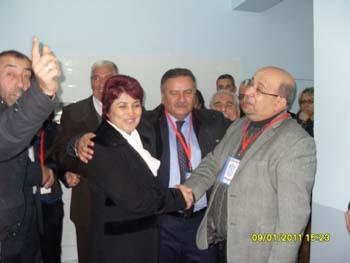Sevda Karaali Şireci 3. kez yeniden başkan seçildi galerisi resim 5