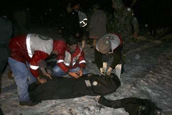 İranda uçak düştü: 70 ölü galerisi resim 2