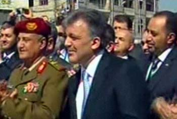 Cumhurbaşkanı Abdullah Gül Yemende hüngür hüngür ağladı galerisi resim 2