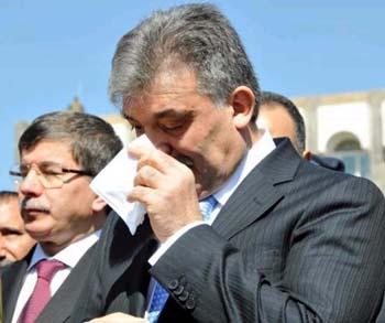 Cumhurbaşkanı Abdullah Gül Yemende hüngür hüngür ağladı galerisi resim 6