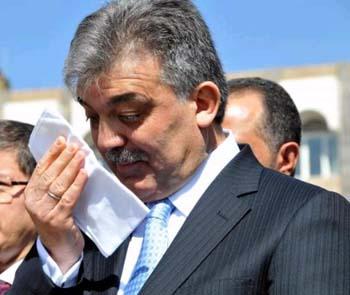 Cumhurbaşkanı Abdullah Gül Yemende hüngür hüngür ağladı galerisi resim 7