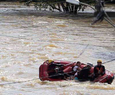 Brezilyada sel suları 270 can aldı galerisi resim 4