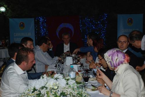 İZÇANDERin iftar yemeği galerisi resim 3