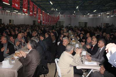 İktidara Yürüyüş yemeği MHPye heyecan getirdi galerisi resim 2