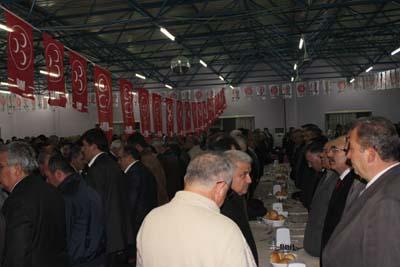 İktidara Yürüyüş yemeği MHPye heyecan getirdi galerisi resim 3