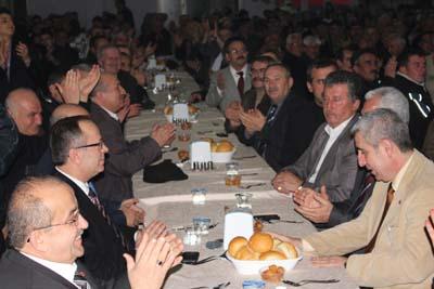 İktidara Yürüyüş yemeği MHPye heyecan getirdi galerisi resim 8
