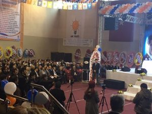 AKP Çankırı 5. Olağan İl Kongresi