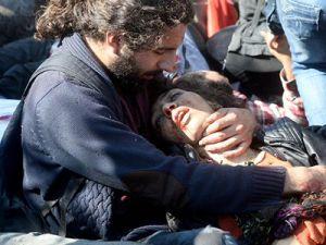 Ankara'da bomba patladı: 95 can kaybı