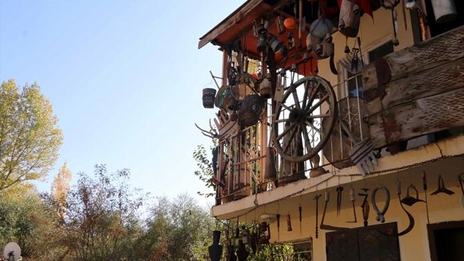 Korgun/Ildızım köyünde açıkhava müzesi! galerisi resim 1