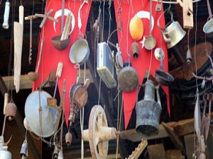 Korgun/Ildızım köyünde açıkhava müzesi!