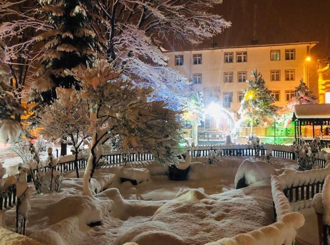 Çerkeş'ten kış fotoğrafları galerisi resim 1