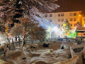 Çerkeş'ten kış fotoğrafları