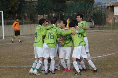 Ilgazspor Yapraklı Belediyespor engelini 2-1le geçti galerisi resim 3