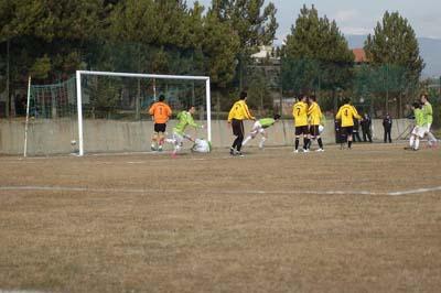 Ilgazspor Yapraklı Belediyespor engelini 2-1le geçti galerisi resim 6