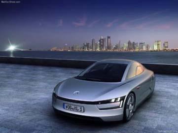 Volkswagen XL1 galerisi resim 1