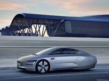 Volkswagen XL1 galerisi resim 2