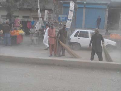 Sular altındaki Pakistanda gönüllü bir Çankırılı galerisi resim 4