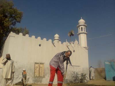 Sular altındaki Pakistanda gönüllü bir Çankırılı galerisi resim 5