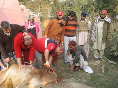 Sular altındaki Pakistanda gönüllü bir Çankırılı galerisi resim 7