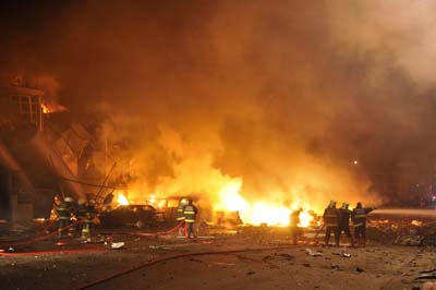 Ankara - Ostimde ikinci patlama galerisi resim 2