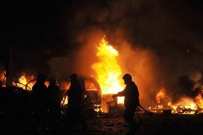 Ankara - Ostimde ikinci patlama galerisi resim 3