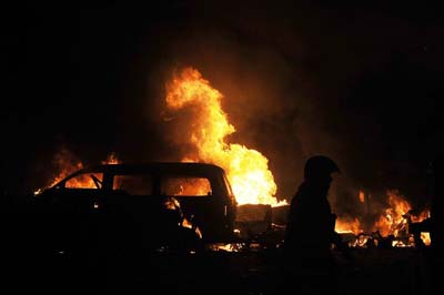 Ankara - Ostimde ikinci patlama galerisi resim 4