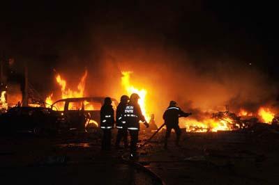 Ankara - Ostimde ikinci patlama galerisi resim 5
