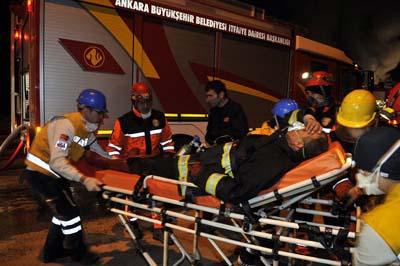 Ankara - Ostimde ikinci patlama galerisi resim 6