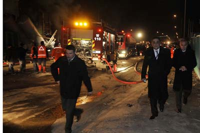 Ankara - Ostimde ikinci patlama galerisi resim 7