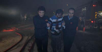 Ankara - Ostimde ikinci patlama galerisi resim 8