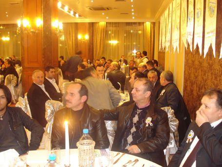 Ilgaz Dernekler Birliğinin Akgün Oteldeki yemeği galerisi resim 1