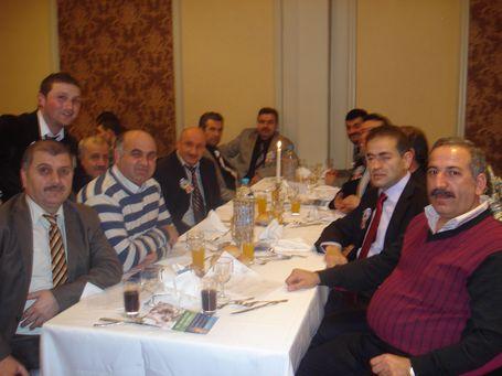 Ilgaz Dernekler Birliğinin Akgün Oteldeki yemeği galerisi resim 18