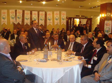 Ilgaz Dernekler Birliğinin Akgün Oteldeki yemeği galerisi resim 23