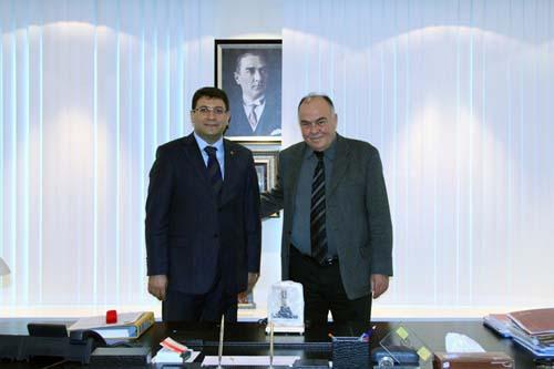 Çankırı Barosu üyeleri Anayasa Mahkemesi Başkanı Kılıçı ziyaret etti galerisi resim 4