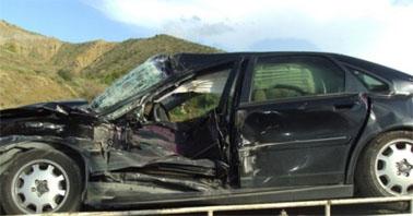 MMP konvoyunda şüpheli kaza: 5 yaralı